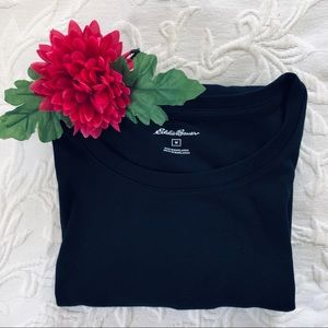 NWT EDDIE BAUER LONG SLEEVE T-SHIRT